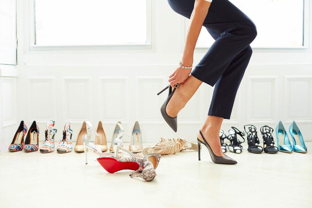 Top 5 γυναικεία παπούτσια από τη συλλογή άνοιξη-καλοκαίρι 2017